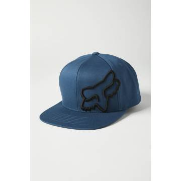 FOX Cap Headers | Snapback | dunkelblau | 24948-203