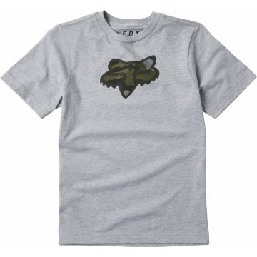 FOX Kinder T-Shirt Predator Jr | hellgrau | 24986-416