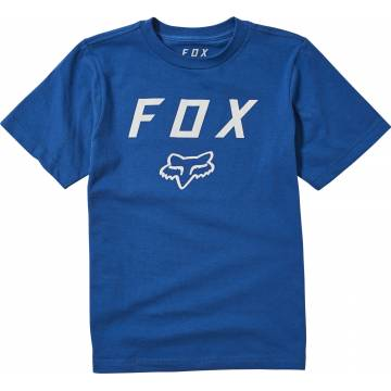 FOX Kinder T-Shirt Legacy Moth | blau | 20731-159