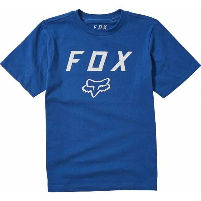 FOX Kinder T-Shirt Legacy Moth | blau | 20731-159