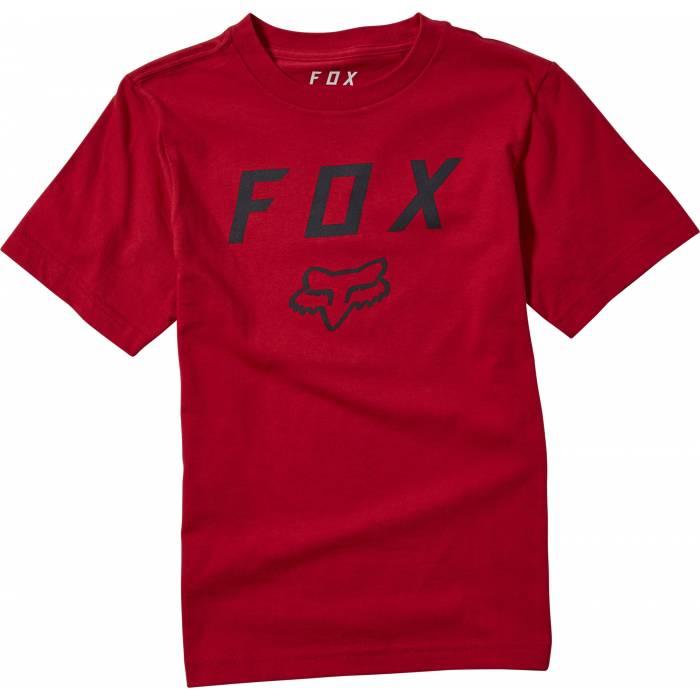 FOX Kinder T-Shirt Legacy Moth | rot | 20731-555