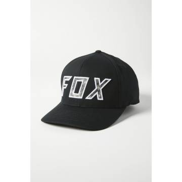 FOX Cap Down N Dirty | Flexfit | schwarz | 27090-018