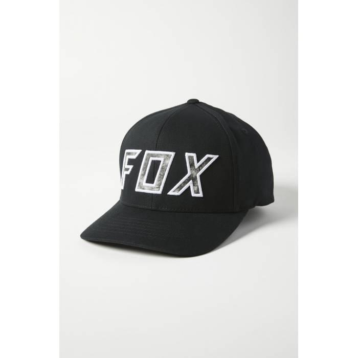 FOX Cap Down N Dirty | Flexfit | schwarz | 27090-018