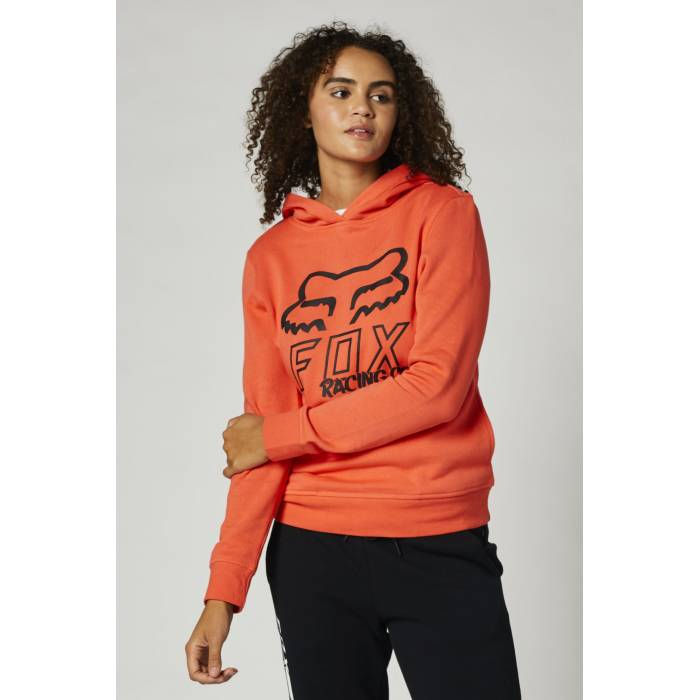 FOX Damen Hoodie Hightail | orange | 27026-502