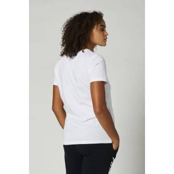 FOX Damen T-Shirt Center Stage BF | weiß | 27163-008 Ansicht Rückseite