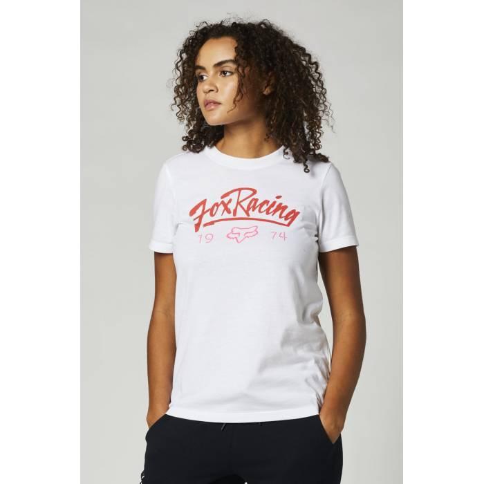FOX Damen T-Shirt Center Stage BF | weiß | 27163-008