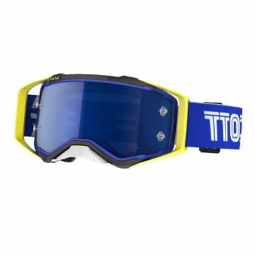 SCOTT Brille Prospect Pro Circuit 30 Years LE  | blau gelb | 285540-1054349
