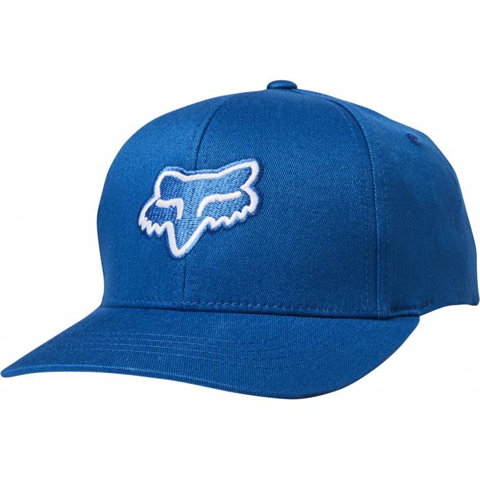 FOX Kinder Cap Legacy | Flexfit | blau | 58231-159