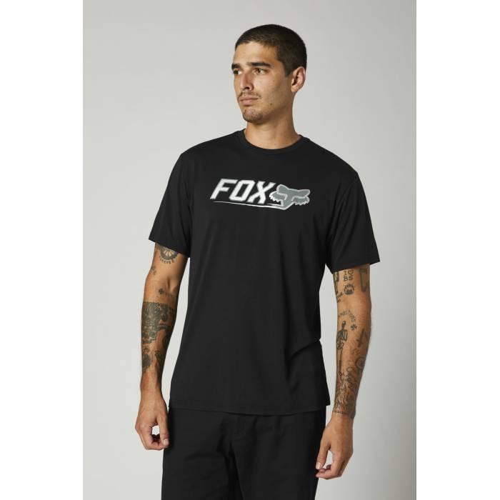 FOX Tech T-Shirt Cntro | schwarz | 26971-001