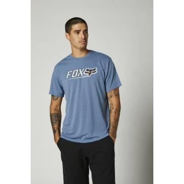 FOX Tech T-Shirt Cntro | blau | 26971-034