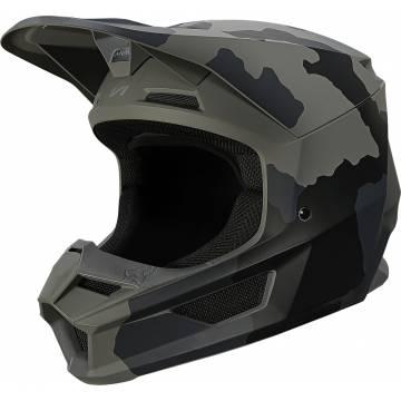 FOX V1 Kinder Motocross Helm | camo | 27738-247