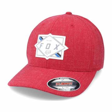 FOX Cap Burnt | Flexfit | rot | 27095-555