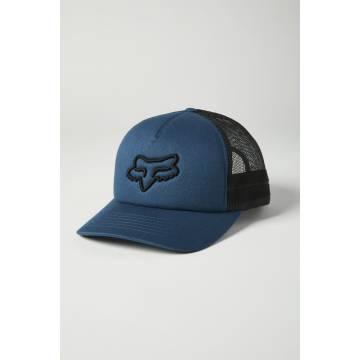 FOX Damen Cap Boundary Trucker | Snapback | dunkelblau schwarz | 26594-203