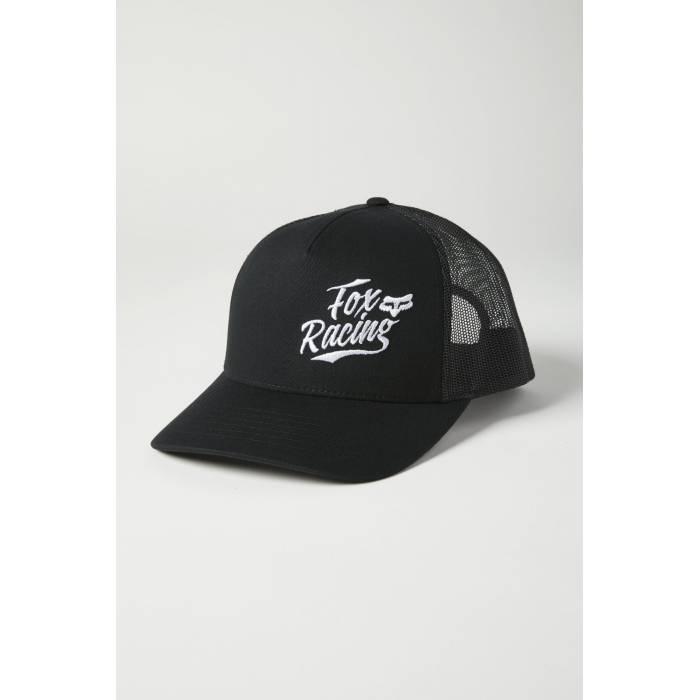 FOX Damen Cap Wamderer Trucker | Snapback | schwarz weiß | 27075-001