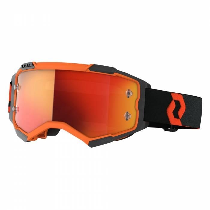 SCOTT Brille Fury | orange schwarz | 272828-1008280