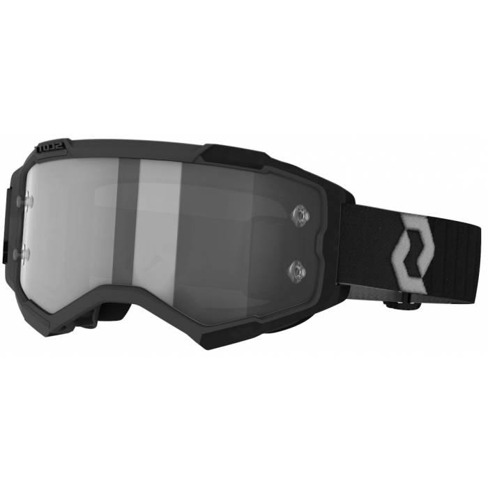 SCOTT Brille Fury LS | schwarz grau | 272827-1001327