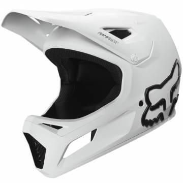 FOX MTB Downhill Helm Rampage | weiß schwarz | 27509-008