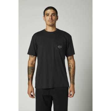 FOX T-Shirt Bronca Pocket | schwarz | 26994-001