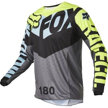 FOX 180 Jersey Trice | grau blau | 26728-176
