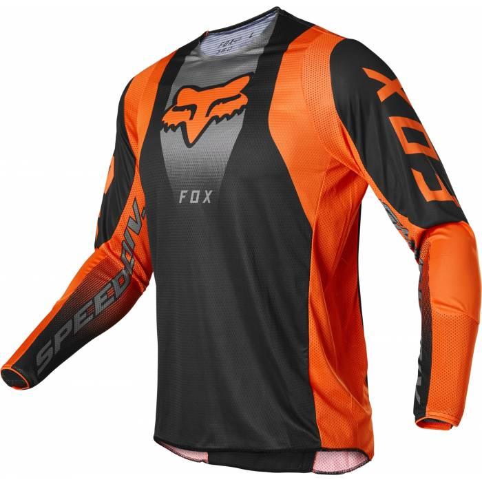 FOX 360 Jersey Dier   orange schwarz   28138-824