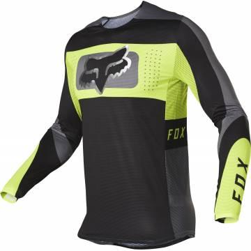 FOX Flexair Jersey Mirer | schwarz neongelb | 28128-019
