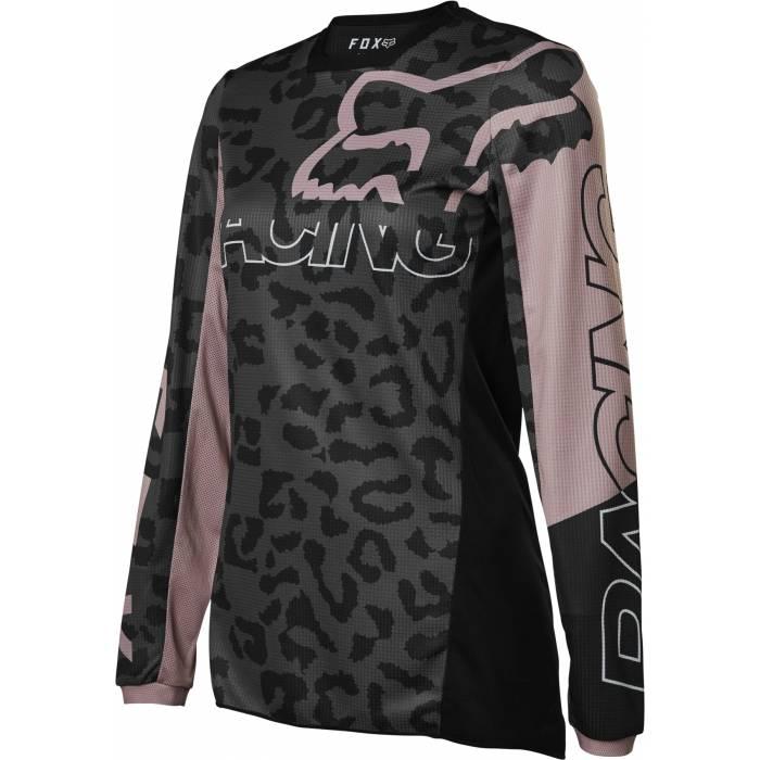 FOX 180 Damen Jersey Skew | violett schwarz | 28176-298