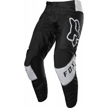 FOX 180 Motocross Hose Lux | schwarz weiß | 28145-018