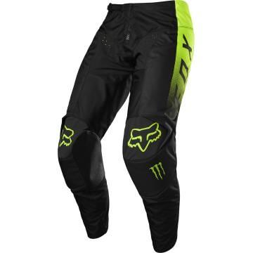 FOX 180 Motocross Hose Monster | grün schwarz | 28143-001