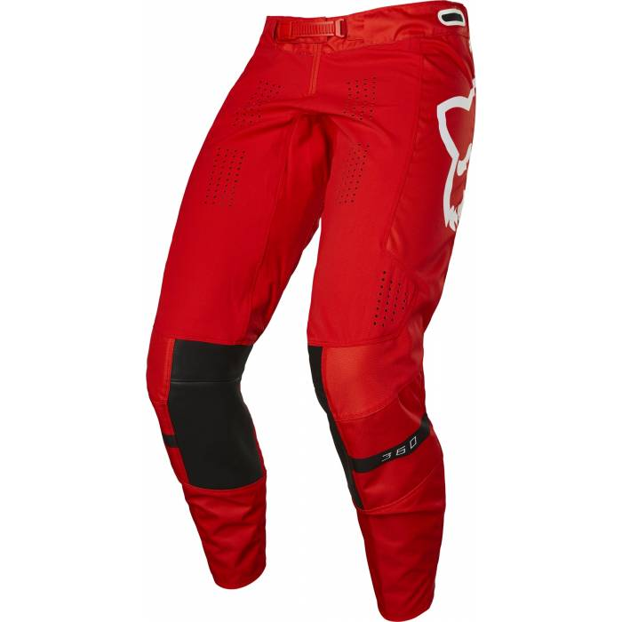 FOX 360 Motocross Hose Merz | rot | 28137-110