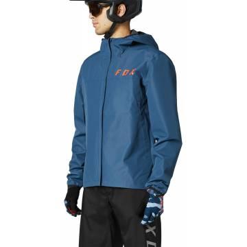FOX MTB Regenjacke Ranger 2.5L Water | blau | 27361-360