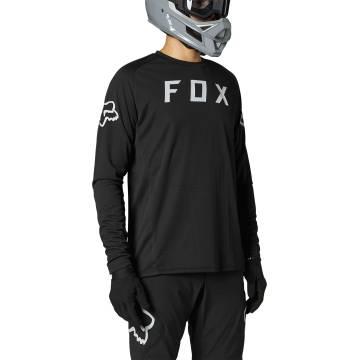 FOX MTB Jersey Defend | langarm | schwarz | 27292-001
