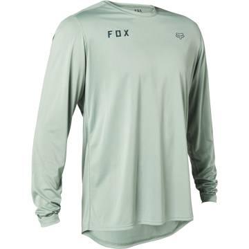 FOX MTB Jersey Ranger Essential | langarm | hellblau | 28478-221