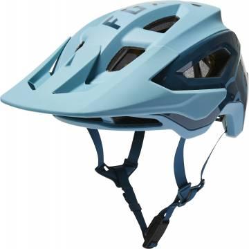 FOX Speedframe Pro MTB Helm | hell-/dunkelblau | 26801-446