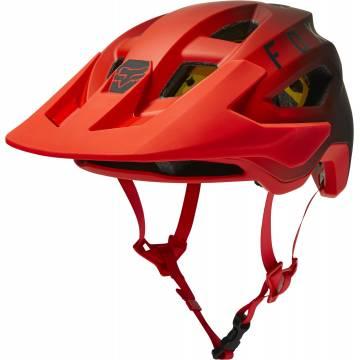 FOX Speedframe MIPS MTB Helm | rot schwarz | 26840-110 Größe M