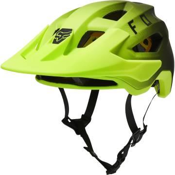 FOX Speedframe MIPS MTB Helm | neon gelb schwarz | 26840-019 Größe M