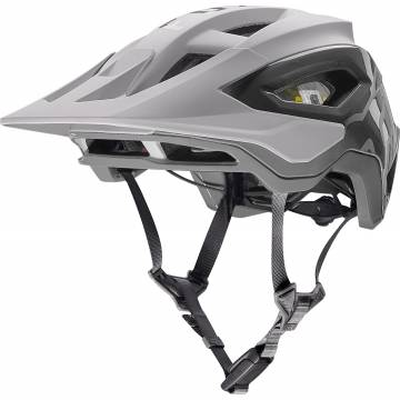 FOX Speedframe Pro MTB Helm | grau | 26801-052 Größe M