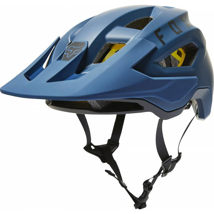 FOX Speedframe MIPS MTB Helm | dunkelblau | 26840-203 Größe M