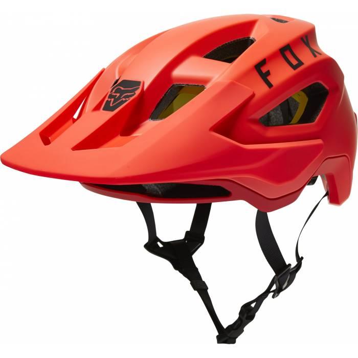 FOX Speedframe MIPS MTB Helm | neon orange | 26840-050
