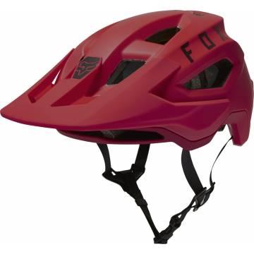 FOX Speedframe MIPS MTB Helm | dunkelrot | 26840-555