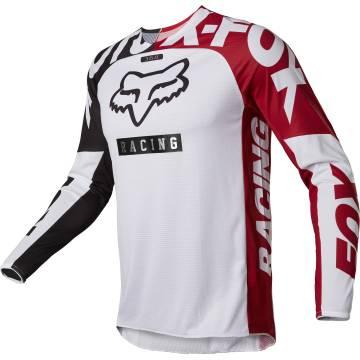 FOX 360 Jersey Paddox SE | rot schwarz weiß | 26732-056