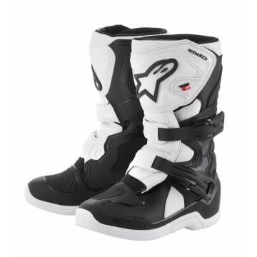 Alpinestars Tech 3S Kinder Motocross Stiefel | schwarz weiss | 2014018-12