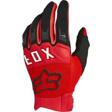 FOX Handschuhe Dirtpaw   rot   25796-110 Flo Red