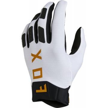FOX Handschuhe Flexair | weiß | 24861-058 White Black