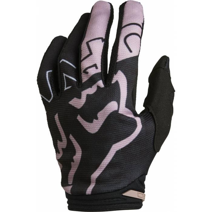 FOX Damen Handschuhe 180 Skew   schwarz lila   28178-001 Black