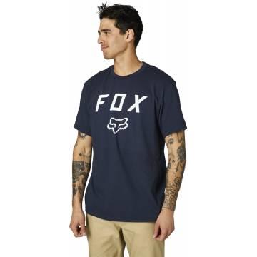 FOX Legacy T-Shirt Moth | dunkelblau | 24578-329 Midnigth