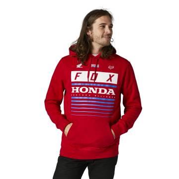 FOX Honda Hoodie | rot | 28303-122 Pullover Fleece