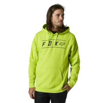 FOX Hoodie Pinnacle | neon gelb | 28654-130 Pullover Fleece