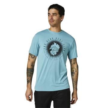 FOX Tech T-Shirt Secret Sesh | hellblau | 28331-446 SS Tech Tee