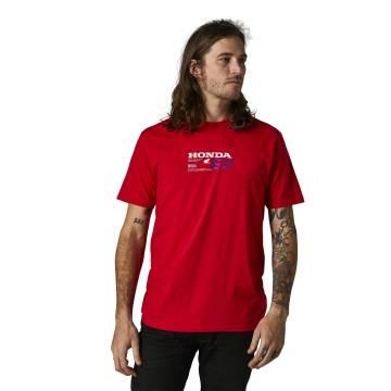 FOX Premium T-Shirt Honda | rot | 28325-122 Premium SS Tee