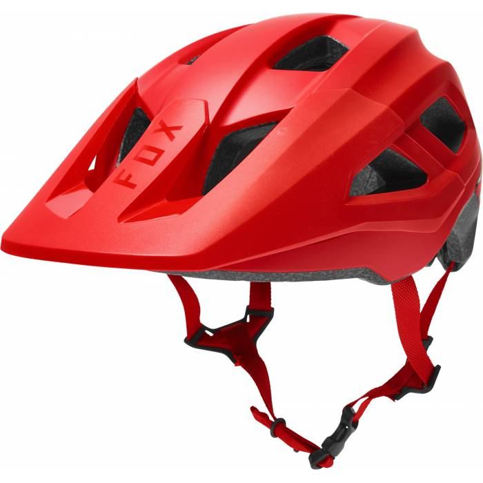 FOX Mainframe MTB Helm | neon rot | 28424-110 Flo Red
